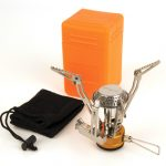 Fox coocware cannister stove